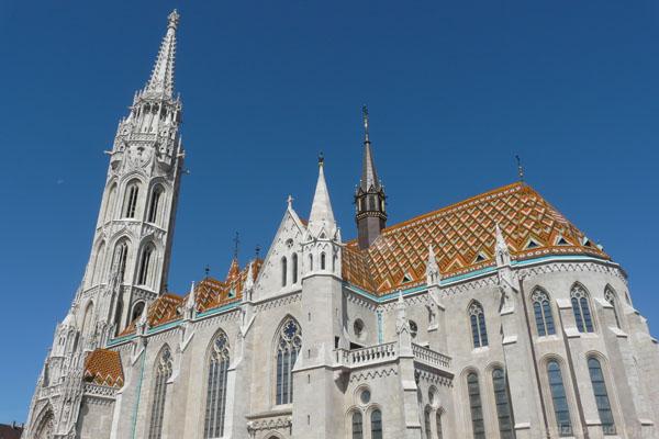 Kościół Macieja (XIII).