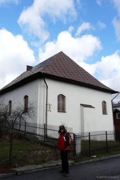 Synagoga w Bobowej (XVIII).