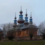 04. Wschodniołemkowska cerkiew w Komańczy (pocz. XIX)
