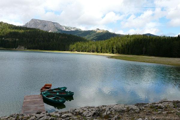 Crno Jezero, PN Durmitor.