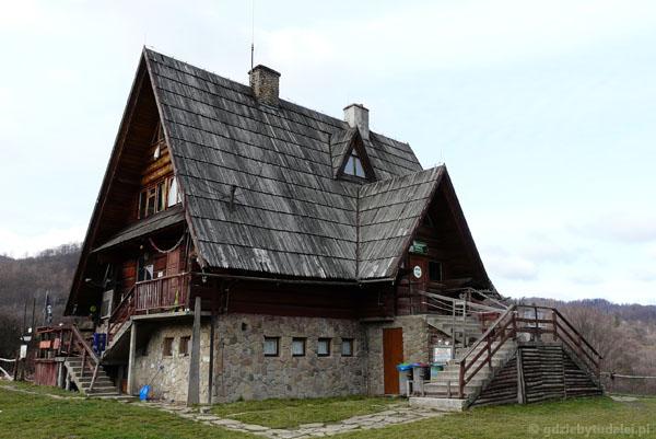 Bacówka PTTK Jaworzec.