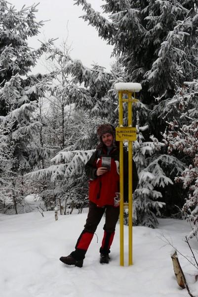 Kłodzka Góra (765 m).
