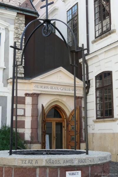 Kaplica Gizelli (oryg.XIII).