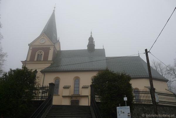 Kościół św. Jana Chrzciciela (XIV, przeb. XVI).