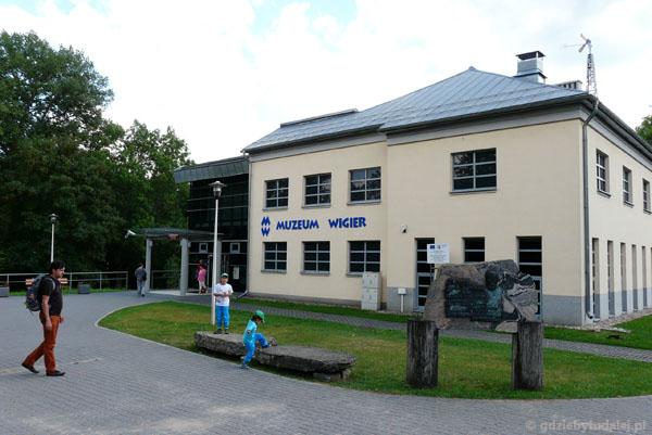 Muzeum Wigier w Starym Folwarku.