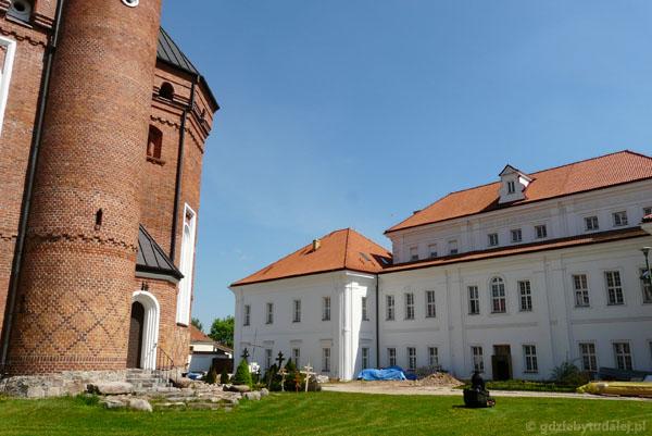 Renesansowy pałac archimandrytów (XVII).