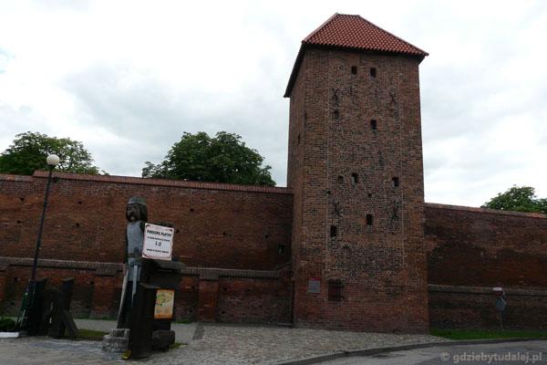 Baszta prochowa (XIII-XIV).