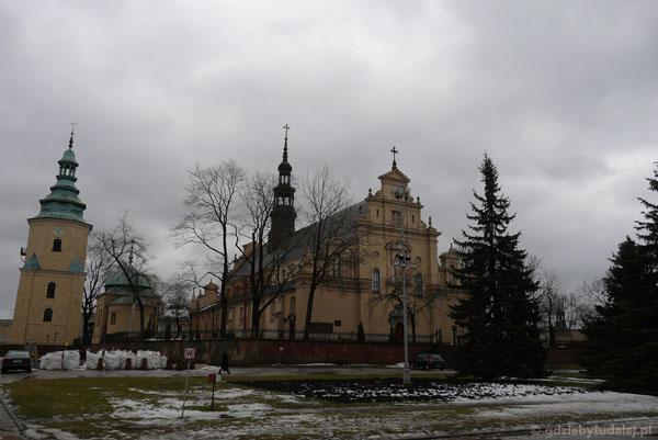 Bazylika katedralna w Kielcach, XVII w.