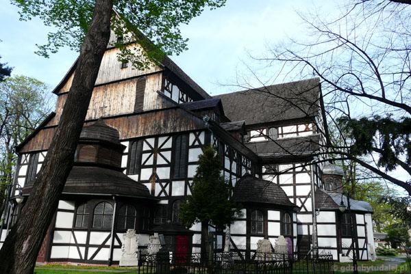 Ewangelicki Kościół Pokoju (XVII) w Świdnicy.