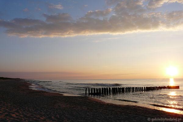 I ta pusta plaża...