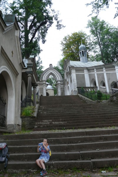 Kalwaria w Wambierzycach, XVII - XVIII w.