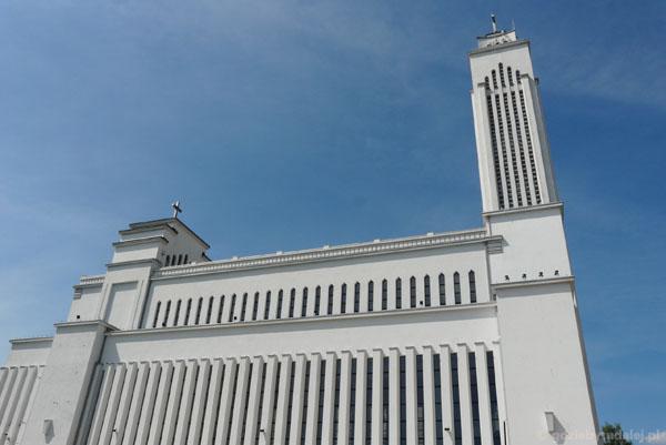 Kościół Zmartwychwstania, XX w.