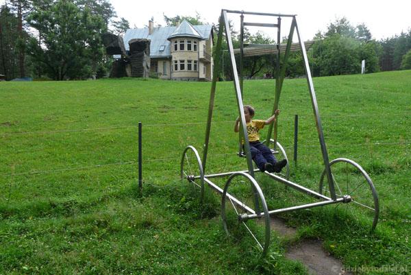Mobile Games, Litwa - Park Europejski.