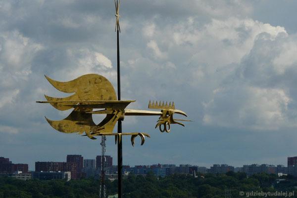 Nad Tallinem latają potwory.