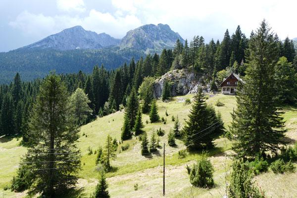 Park Narodowy Durmitor.