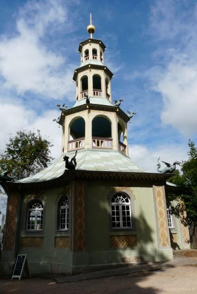 Pawilon smoków (XVIII).