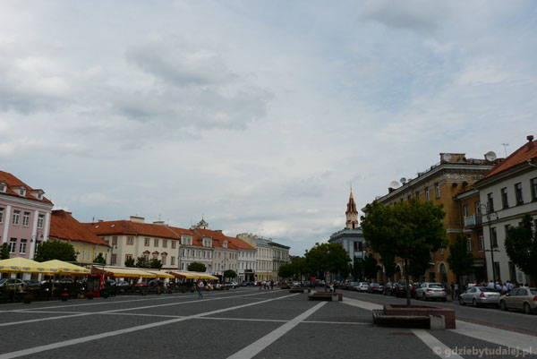 Plac Ratuszowy.