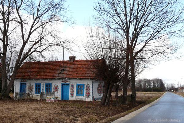 Zalipie - malowana wieś.