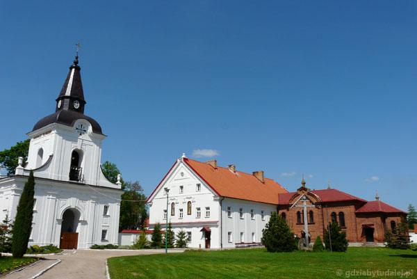 Zespół męskiego monasteru bazyliańskiego, Supraśl.