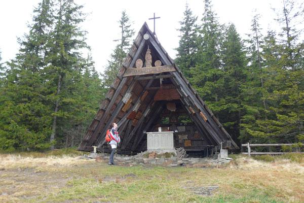 Kaplica MB Opiekunki Turystów.