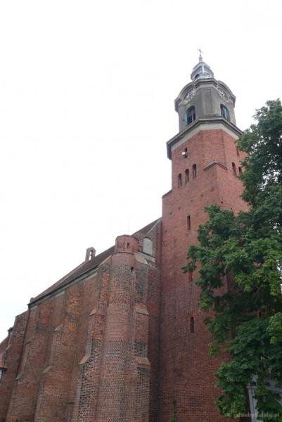 Kościół Św. Floriana (XV w).