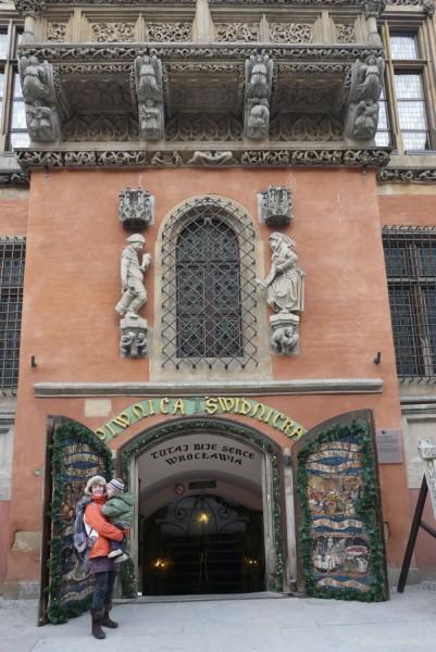 Najstarsza restauracja w Europie.