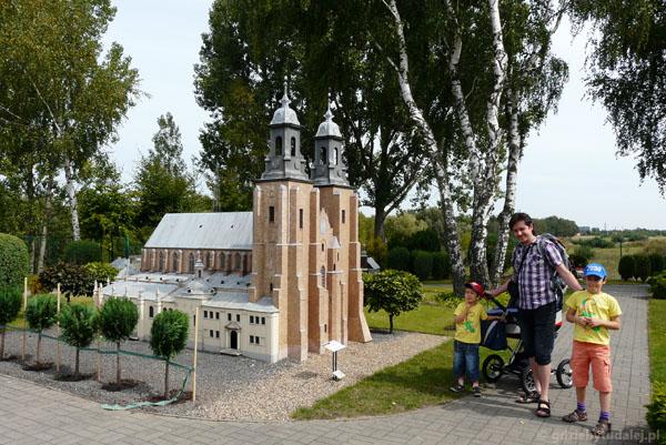 Jeszcze raz Katedra Gnieźnieńska.