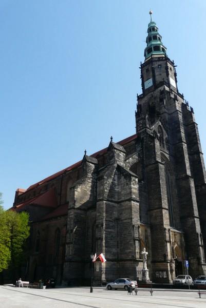 Katedra w Świdnicy (XIV-XV).