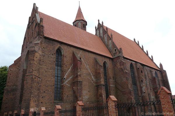 Kościół Franciszkanów (XIV).