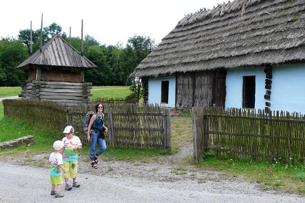 Muzeum Kultury Ukraińców i Rusinów w Świdniku.