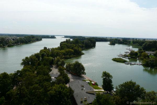 Jezioro Gopło.