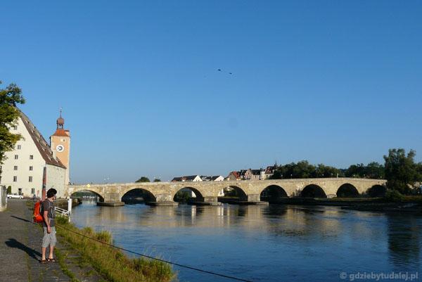 Kamienny most (XII w) w Ratyzbonie.