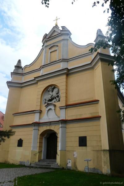 Kościół św. Jerzego, XII w., przeb.