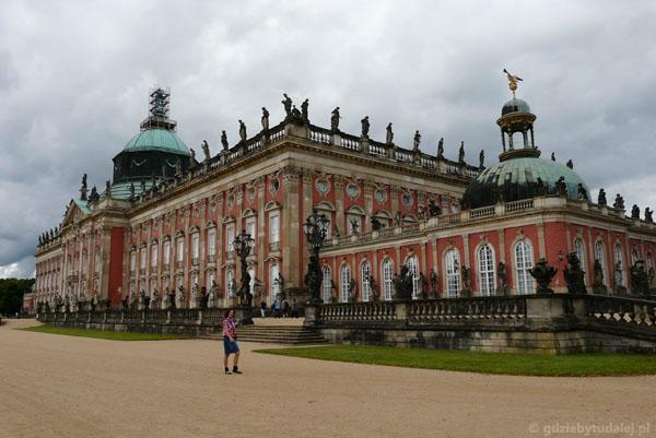 Nowy Pałac (XVIII).