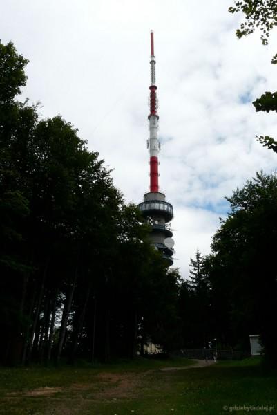 Ozdoba Kekesteto - wieża telewizyjna.