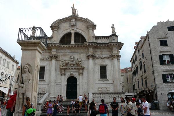 Barokowy Kościół Św. Błażeja (XVIII).