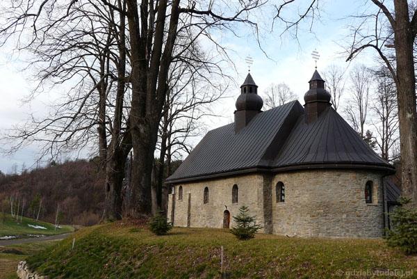 Cerkiew w Żernicy Wyżnej.