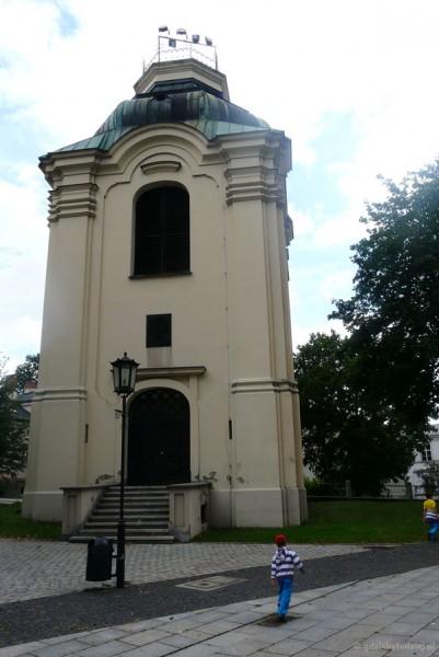 Dzwonnica na Wzgórzu Lecha.