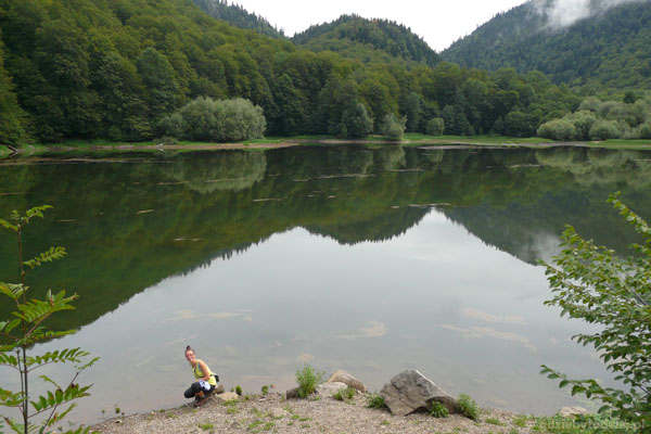 Jezioro Biogradskie.