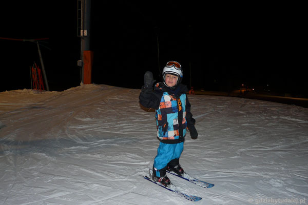 Pożegnalne narty.