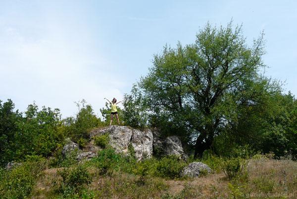 Wygasłe gejzery na Półwyspie Tihany.