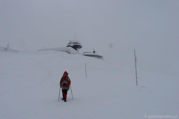 Czarna Kopa-Śnieżka.