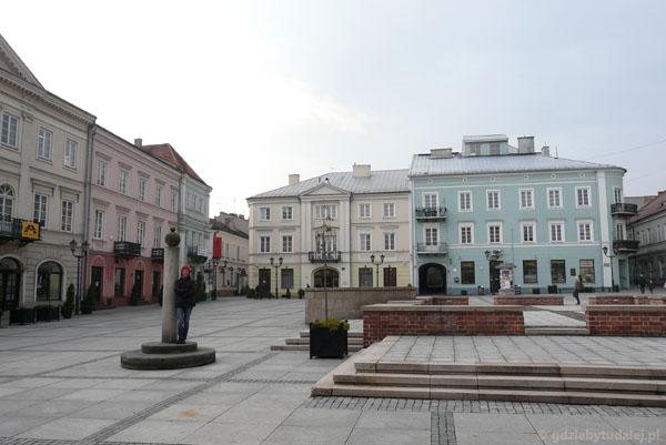 Kamieniczki mieszczańskie na Rynku, XVII-XIX w.