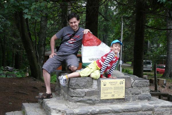 Kekesteto (1014 m) - najwyższy szczyt Węgier.