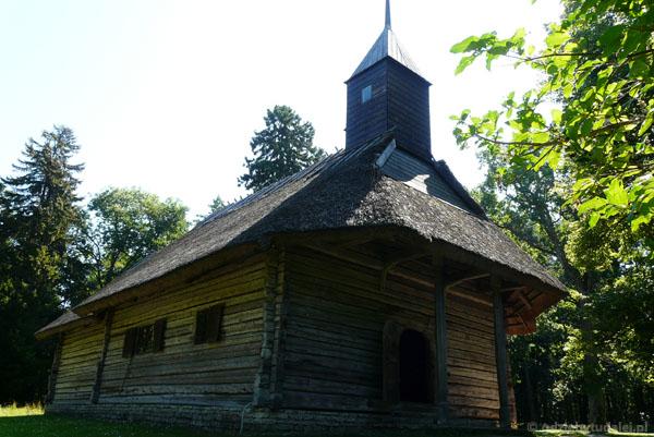 Kościółek z XVII w.