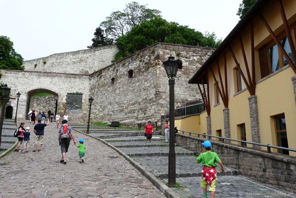 Podążamy na egerski zamek (XIII).