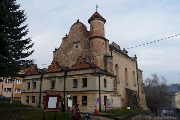 Synagoga w Lesku (XVI-XVII).
