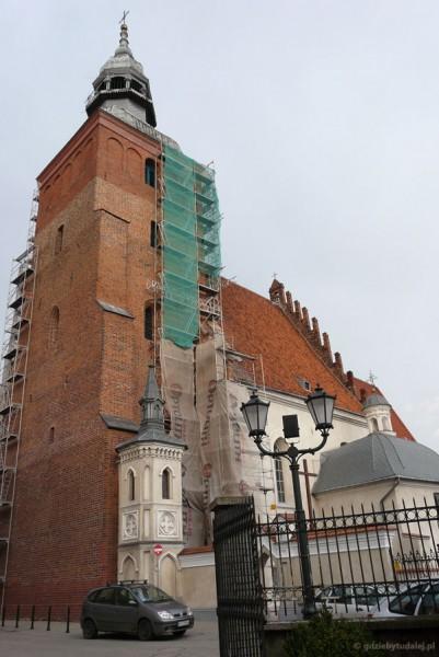 Gotycki kościół farny pw. Św. Jakuba, XIV-XV w.