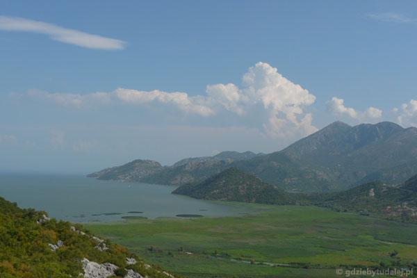 Jezioro Szkoderskie.