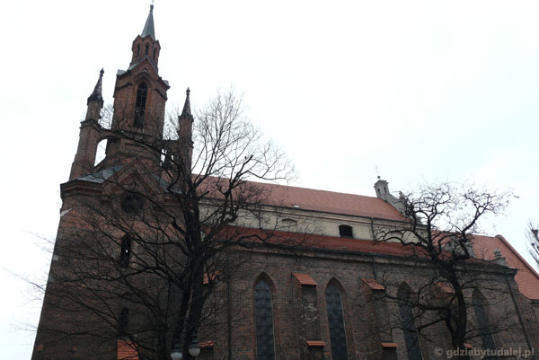 Katedra Św. Mikołaja.